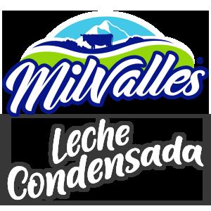 Milvalles leche condensada natural