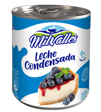 leche condensada lata 397g