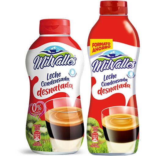 sirvefacil-desnatada-milvalles-leche-condensada