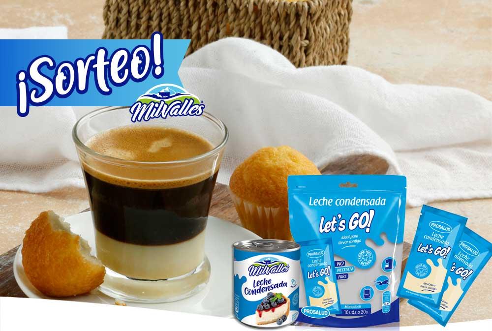 sorteo junio leche condensada